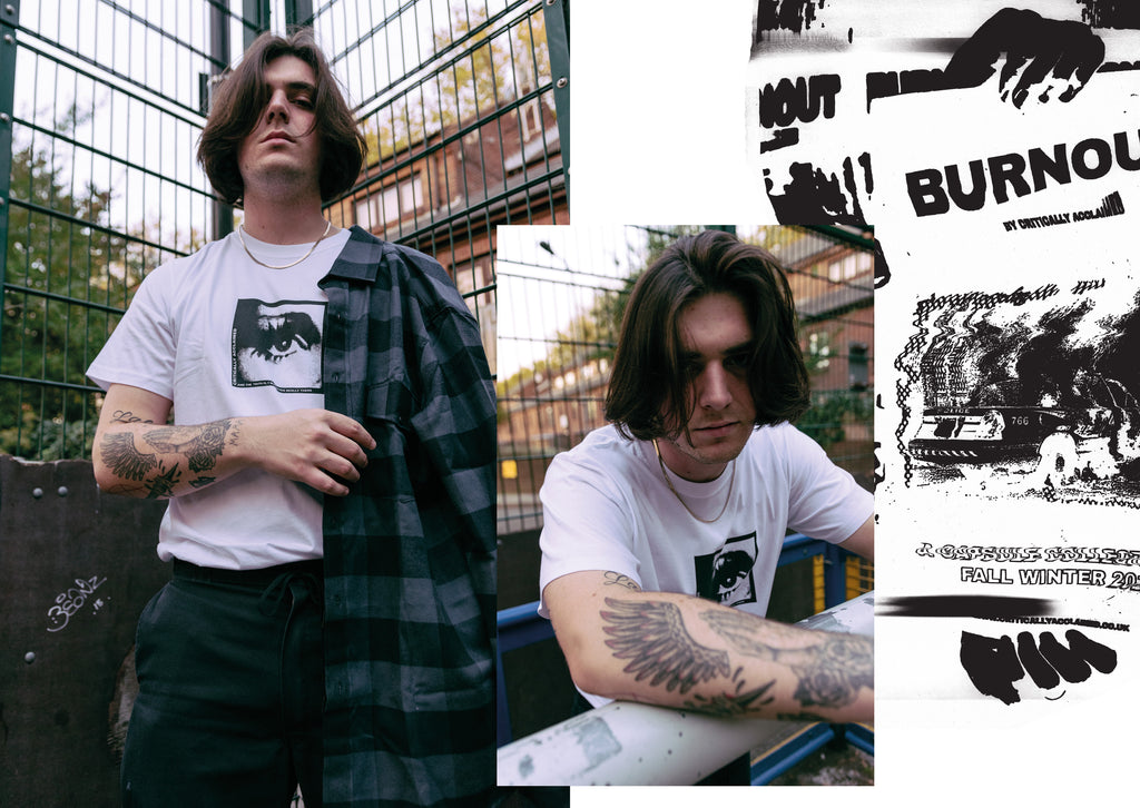 Critically Acclaimed: Burnout Capsule Lookbook Page 8