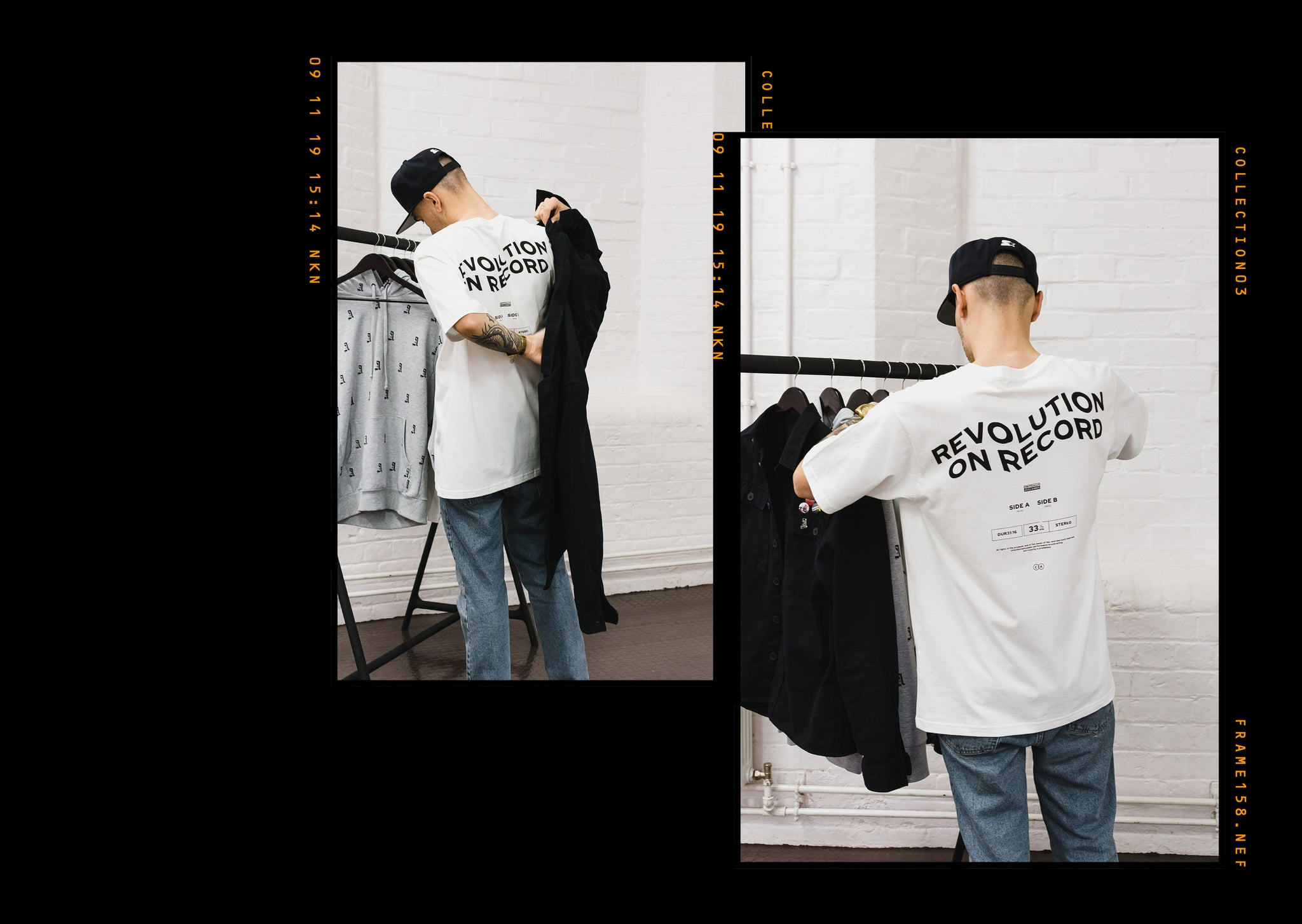 Critically Acclaimed: Cut & Sew Collection 03 Lookbook Page 20
