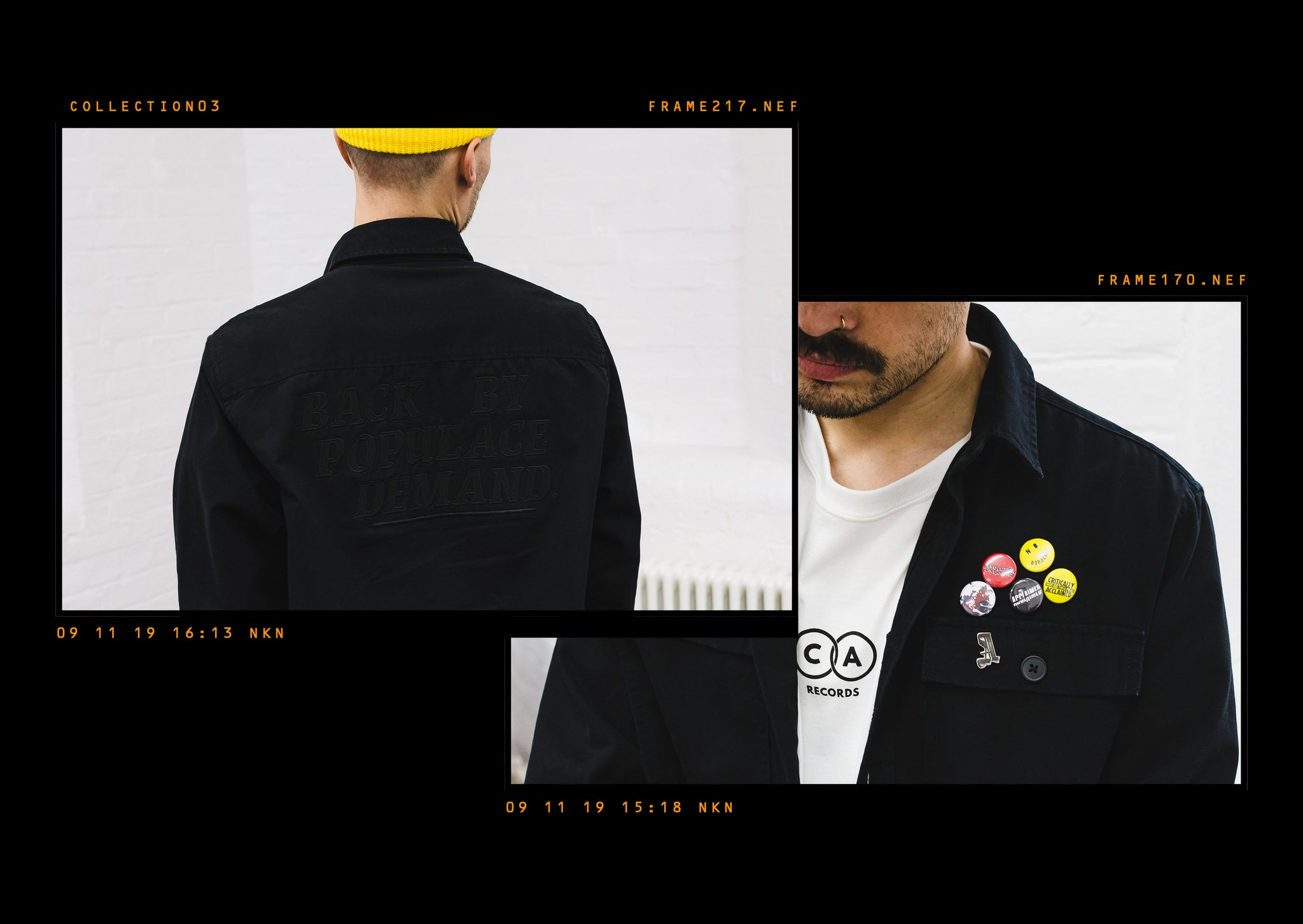 Critically Acclaimed: Cut & Sew Collection 03 Lookbook Page 22