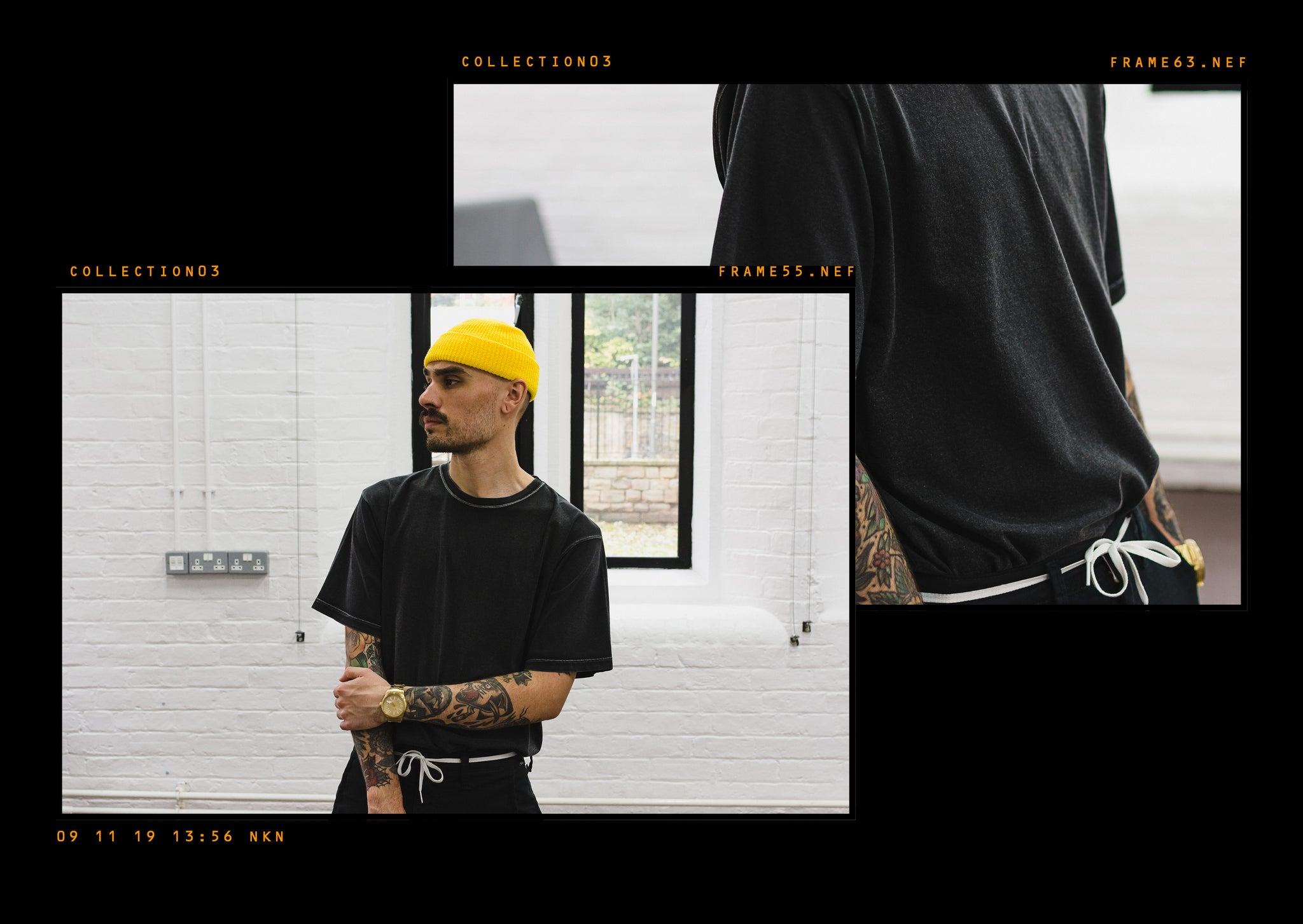 Critically Acclaimed: Cut & Sew Collection 03 Lookbook Page 7