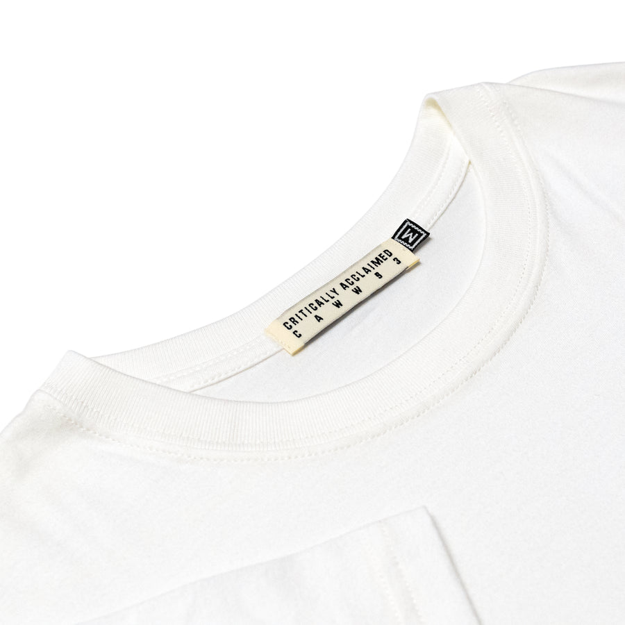 Vintage Essential Off White T-Shirt