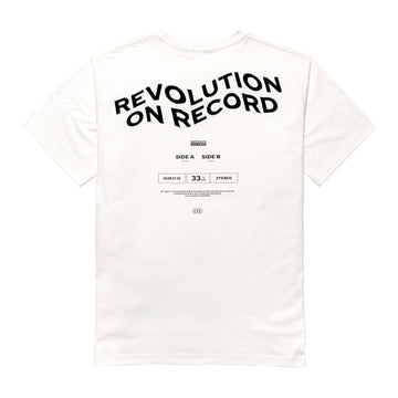 Revolution White T-Shirt