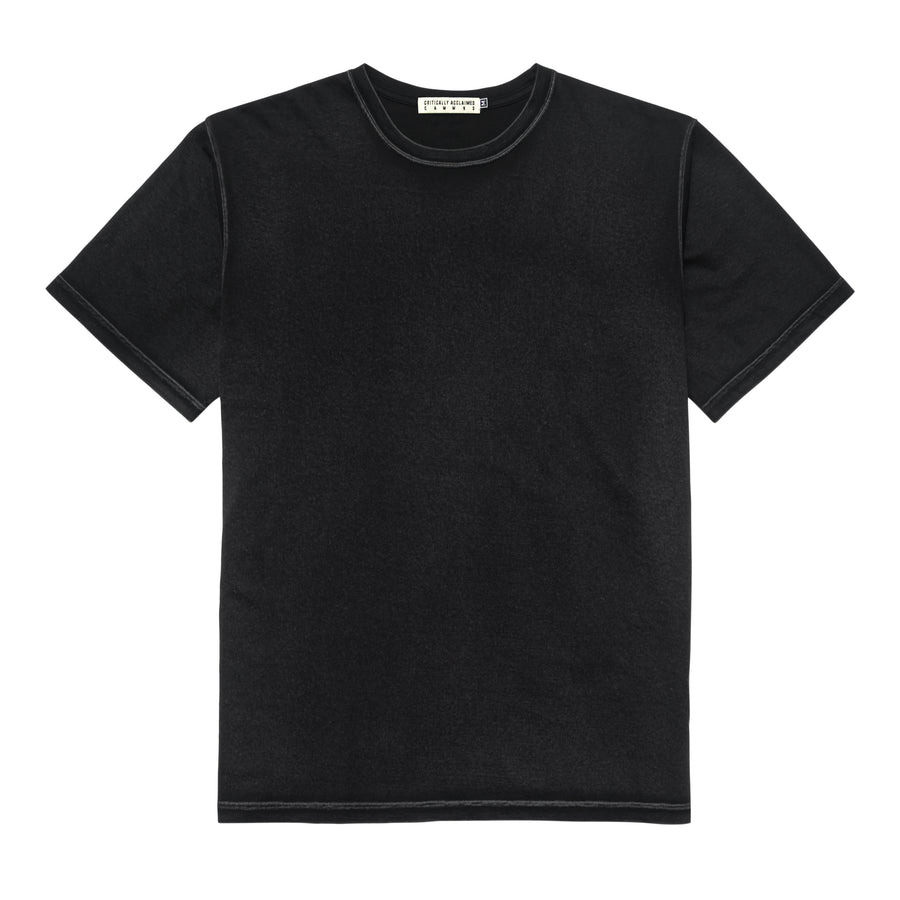 Vintage Essential Black T-Shirt
