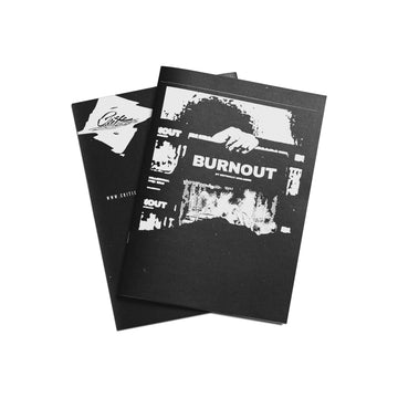 Burnout Printed Lookbook Zine