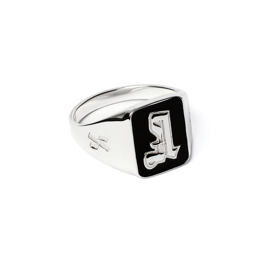 10th Anniversary Signet Ring