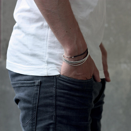 Collection Lily I Bracelet homme Lily double3
