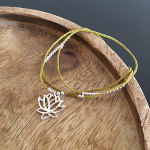 Collection Lily I Bracelet Lily lotus3 tours