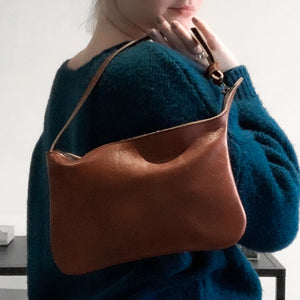 Collection cuir I Sac-pochette en cuir
