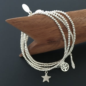 collection agathe bracelet argent925