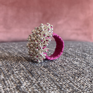 Collection Lily I Bague Lily bouclette