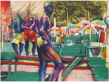 Paul Goodnight: Brazilian Boatmen