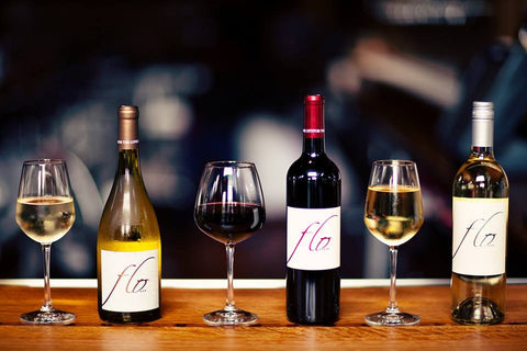 Host a Flo Wine Tasting and Pairing Reception and Meet Marcus Johnson in the DC Area for up to 12 People
