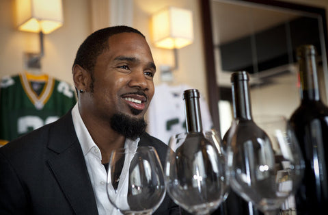 Napa Wine Experience for 8 or 16 with Charles Woodson!