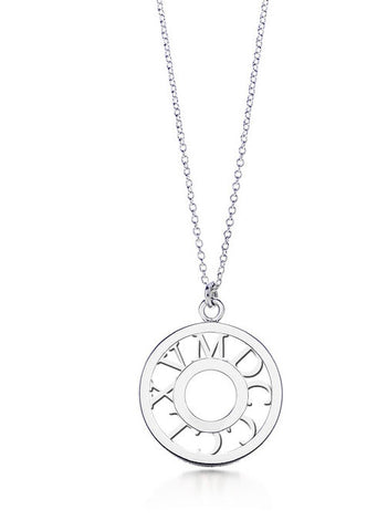 Ephemeris Pendant