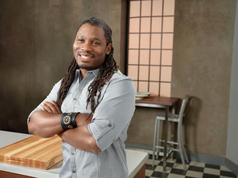 Host a Delicious Dinner for 8 Guests at Your DC Area Home with Celebrity Chef Malcolm Mitchell
