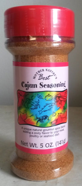 Cajun seasoning- MNB