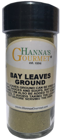 Bay Leaves Ground