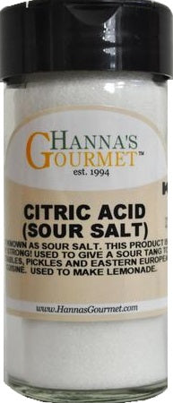 Citric Acid/ Sour Salt