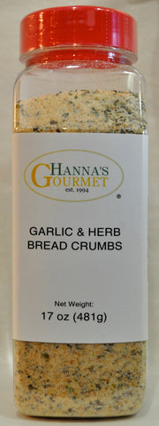 Garlic & Herb Breadcrumbs