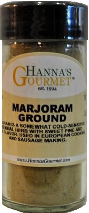 Marjoram Ground