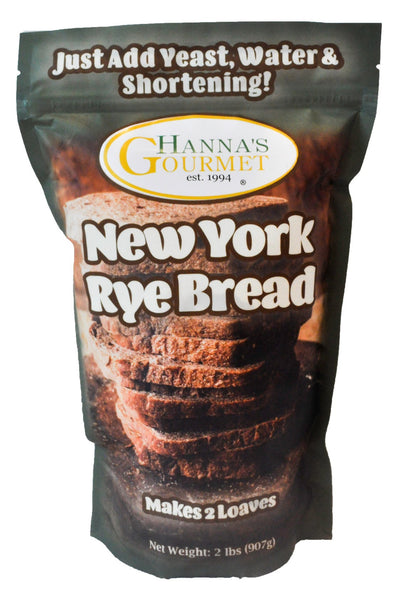 New York Rye Bread Mix