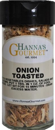Onion Toasted