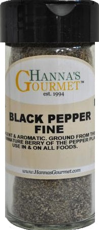 Pepper Black Fine