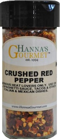 Pepper Crushed Red