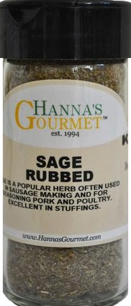 Sage Rubbed