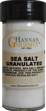 Sea Salt Granulated