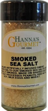 Sea Salt Smoked
