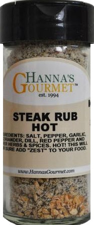 Steak Rub HOT