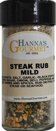 Steak Rub MILD