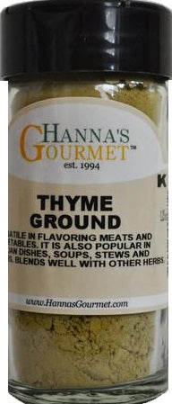 Thyme Ground