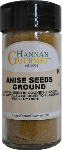 Anise Seeds Ground