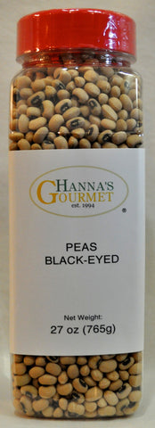 Peas, Black- Eyed