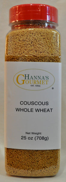 Couscous, Whole Wheat