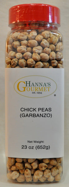 Peas, Chick (Garbanzo)