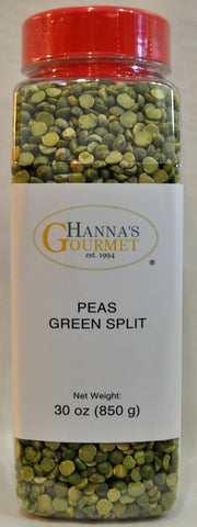 Peas, Green Split