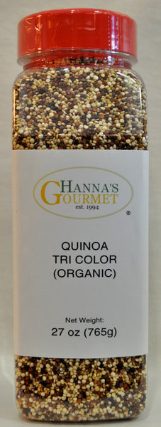 Quinoa, Tri-Color