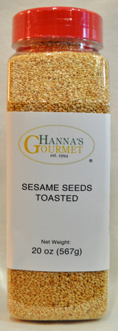Seeds, Sesame Toasted