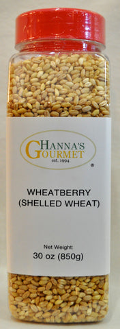 Wheatberry (Shelled Wheat)