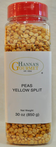 Peas, Yellow Split