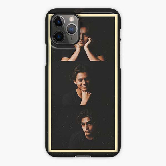 Cole Sprouse Collage Poto Frame iPhone 11 Pro Case, Snap 3D Case