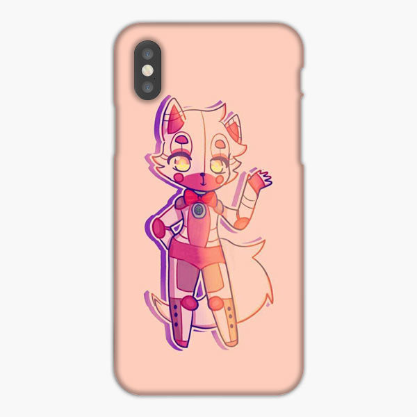 Five Nights At Freddy's Cute Funtime Foxy iPhone XS Max Case