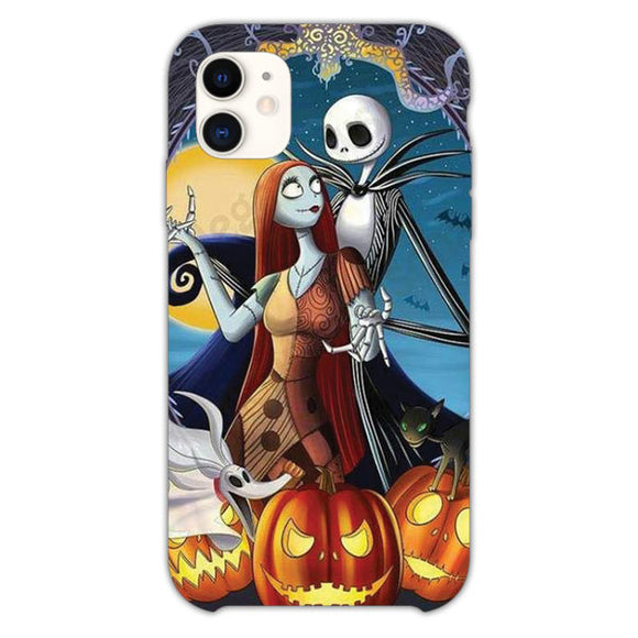 Jack Skellington Y Sally iPhone 11 Case