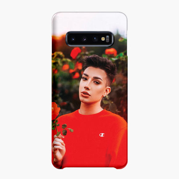 James Charles Queen Samsung Galaxy S10 Plus Case, Snap Case 3D Print