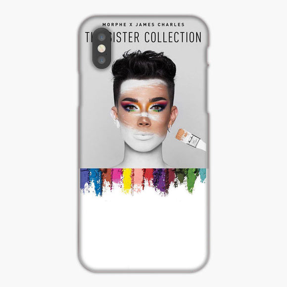 James Charles X Blank Canvas iPhone 8 Case