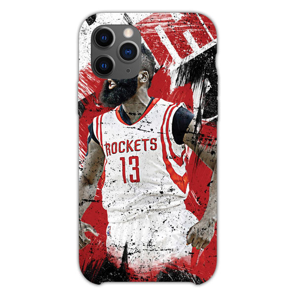 James Harden Houston Rockets Wallpaper Iphone 11 Pro Max Case