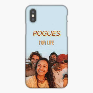 Jj Outer Banks Quotes For Life iPhone X Case, Snap 3D Case